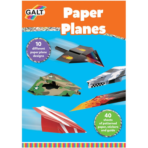 Galt Toys Paper Planes Kit, creative toys for kids