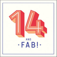 14 and Fab!