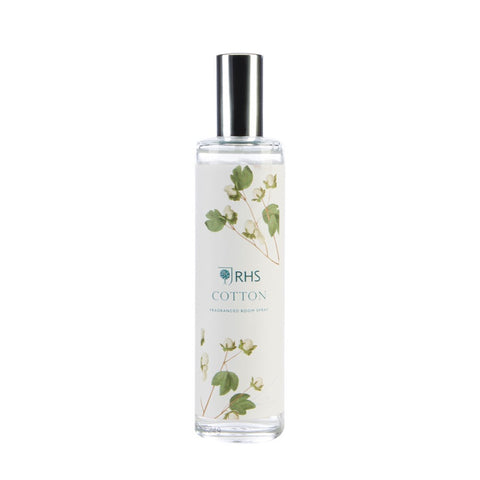 RHS Soft Cotton Room Mist