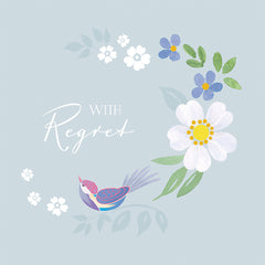 Regret, Wedding Cards