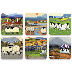 Thomas Joseph Coaster Set 1, Kitchen Crockery