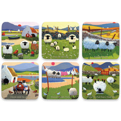 Thomas Joseph Coaster Set 2, Kitchen Crockery