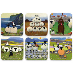 Thomas Joseph Coaster Set 3, Kitchen Crockery
