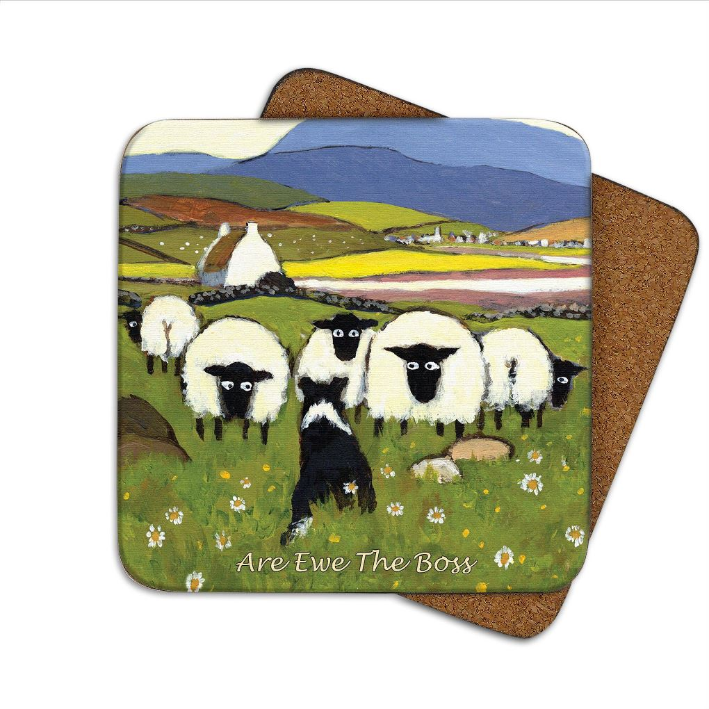 Are Ewe The Boss Coaster