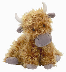 Jellycat Truffles Highland Cow Medium, soft toys for kids