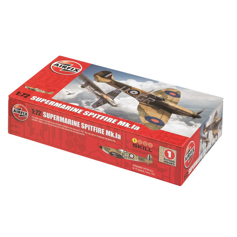 Airfix Hinged Storage Tin