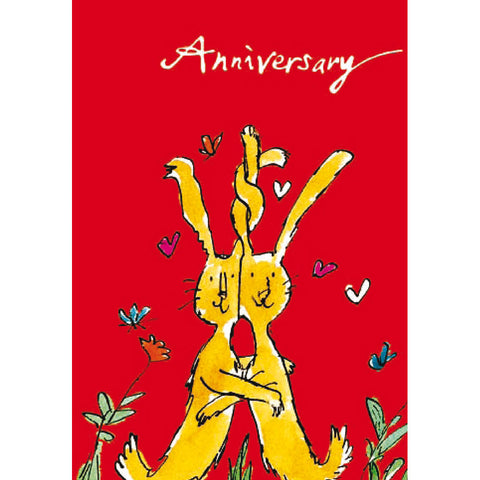 Anniversary - Rabbits in Love