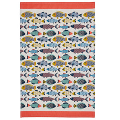 Aquarium Tea Towel