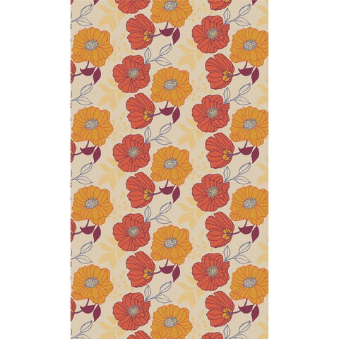 Powder UK Autumn Floral Magnificent Multiway Band in Cream