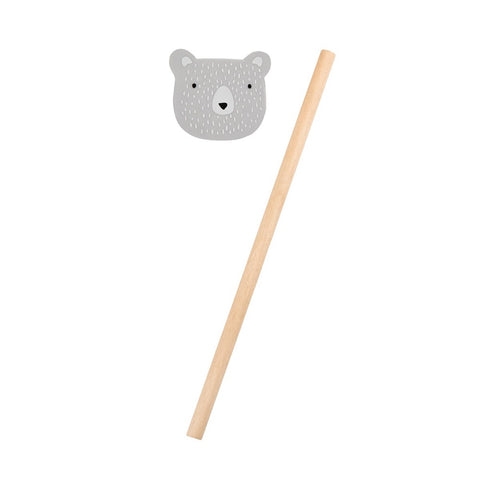 Bear Camp Pencil With Eraser