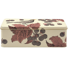 Blackbird & Bramble Tin