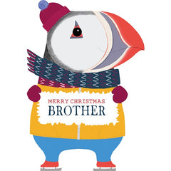 Brother Christmas Card, Christmas Cards Family