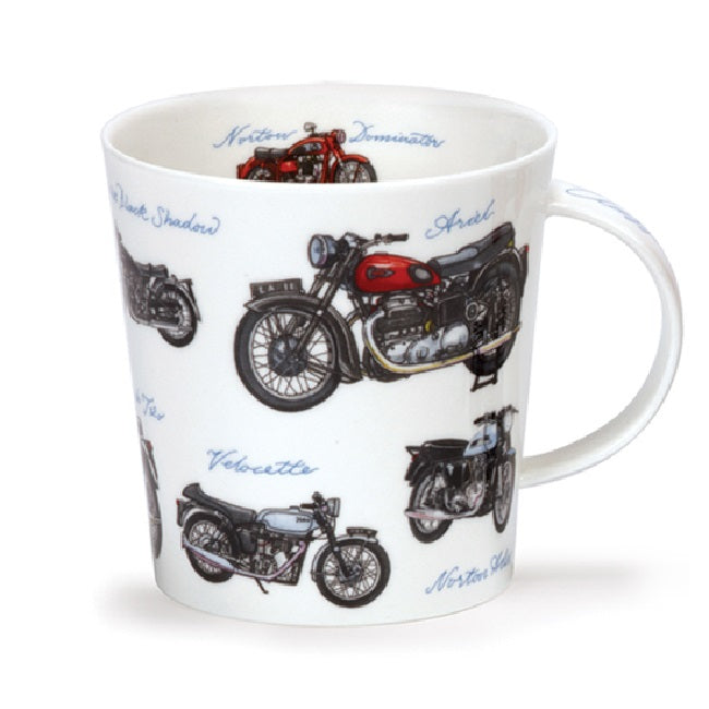 Dunoon Mugs Classic Bike, Mugs