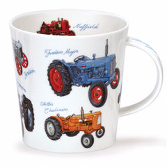 Dunoon Mugs Classic Tractors
