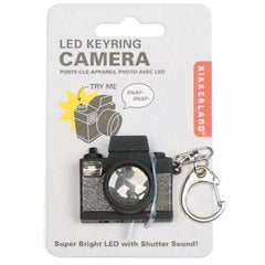 Camera LED Keychain, Pocket Money Toys