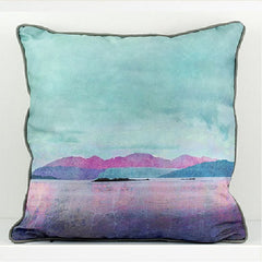 Cath Waters Arran Cushion, Mothers Day Gifts