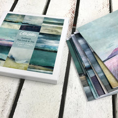 Cath Waters Boxed set of 8 Greetings Cards