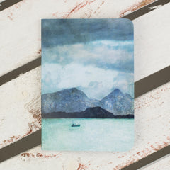 Cath Waters Rum Notebook