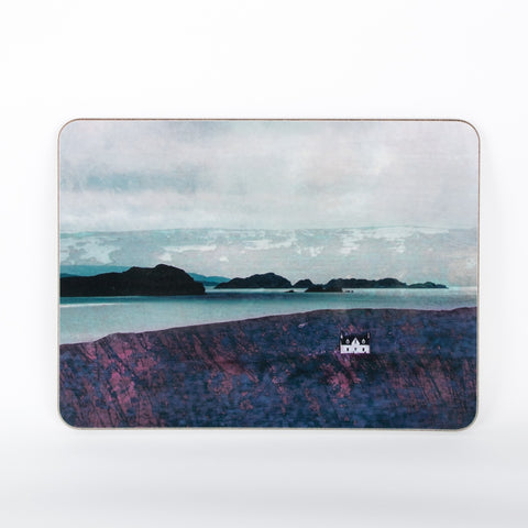 Cath Waters Summer Isles Table Mat