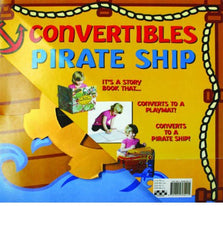 Convertible Pirate Ship, Activity Books for boys