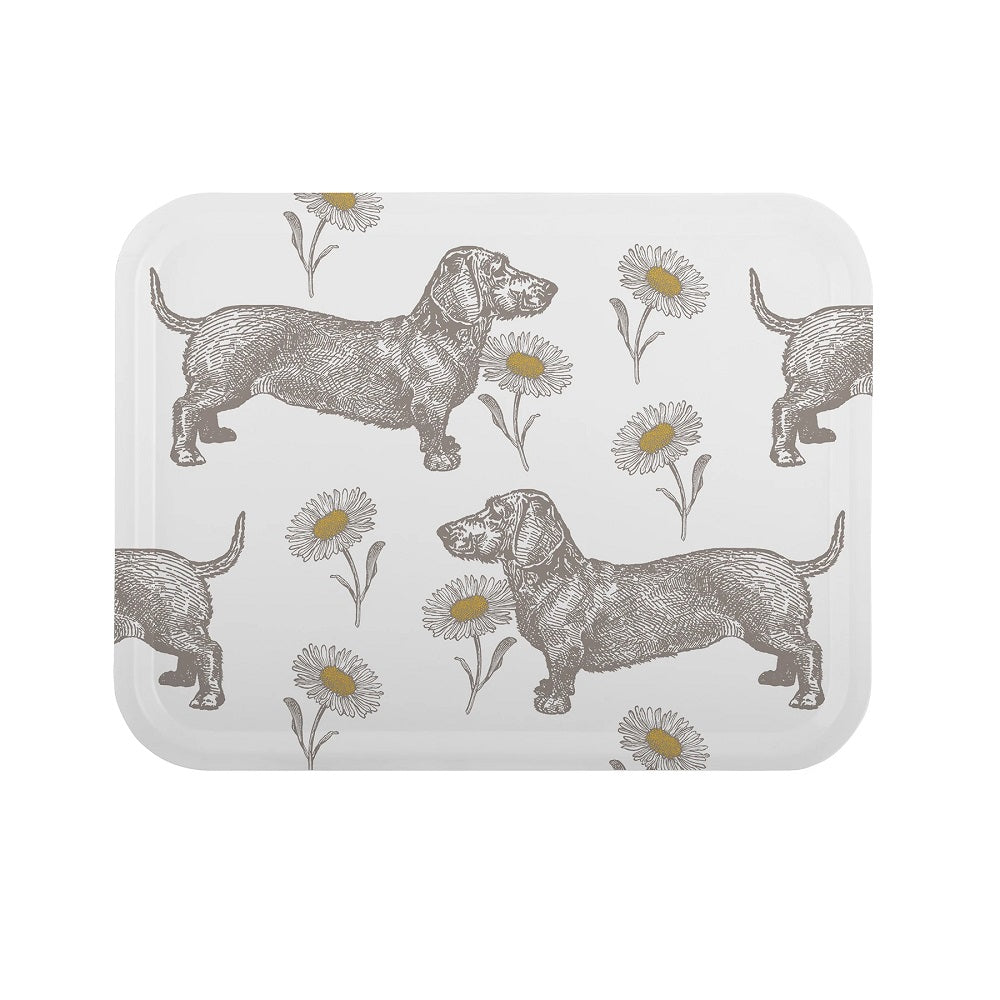 Dog & Daisy Small Birch Tray