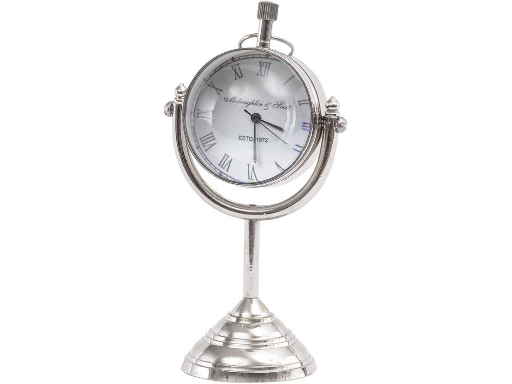 Domed Glass Mantel Clock, Clocks