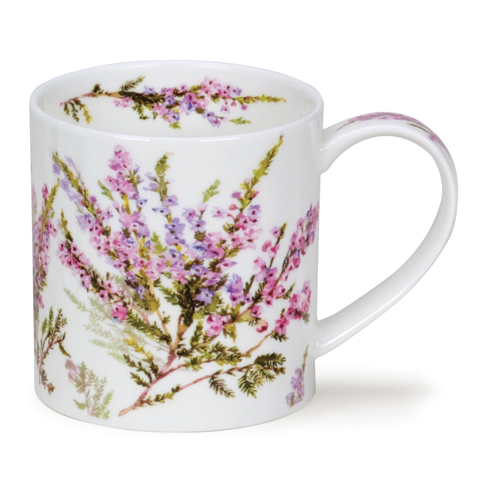 Dunoon Ceramics Orkney Mug - Scottish Heather