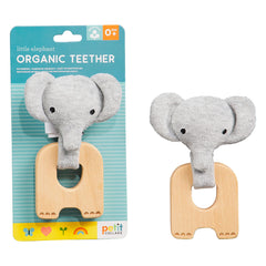 Organic Teether Elephant