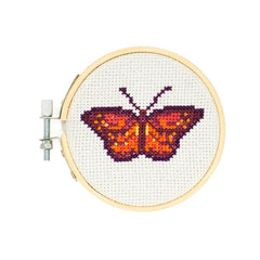 Embroidery Kit - Butterfly