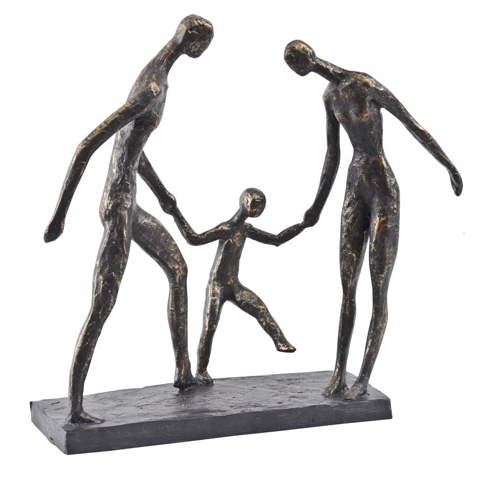 Family Trio Sculpture, Sculptures and ornaments