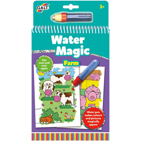 Galt Farm Water Magic Book