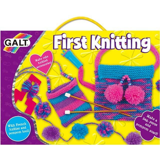 Galt First Knitting, creative toys for kids