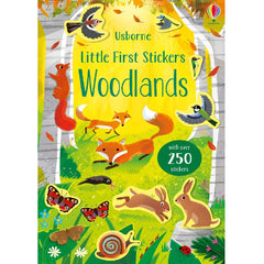 First Stickers Woodlands