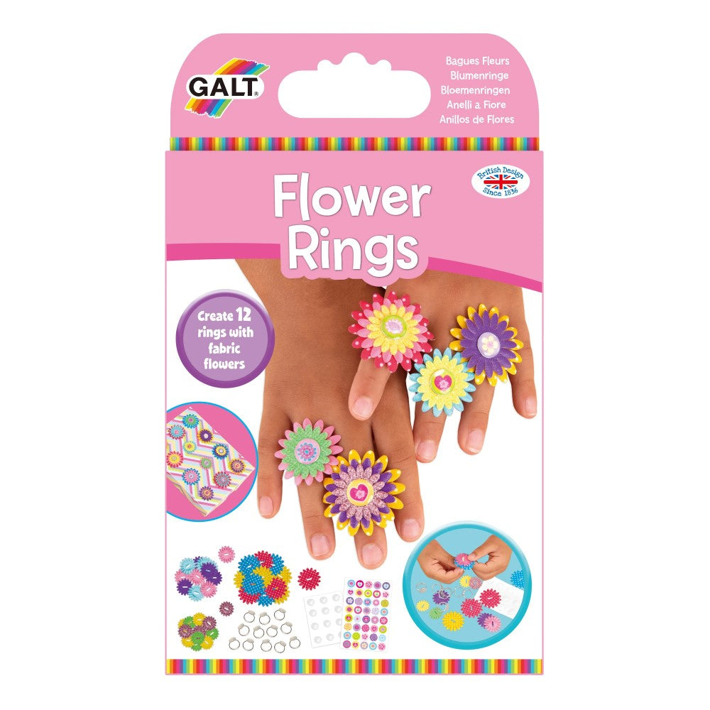 Galt Flower Rings