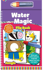 Galt Water Magic Flip Book, Educational Toys & Games