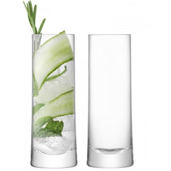 Gin Highball Set of 2, Glasses