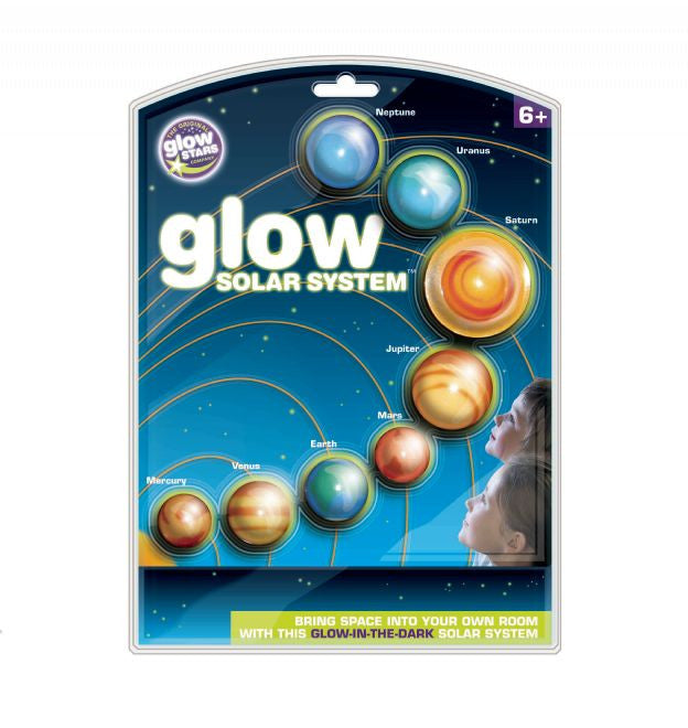 Glow Solar System, Educational Toys & Games