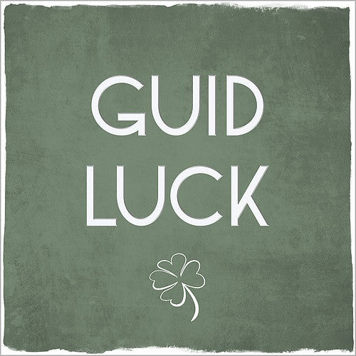 Guid Luck Card, Good Luck Cards
