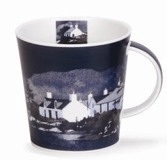 Dunoon Mugs Highland Retreat Loch, Mugs