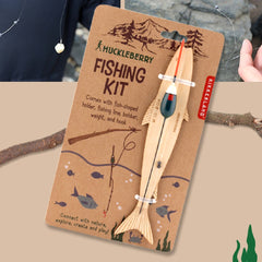 Huckleberry Make Your Own Fishing Kit