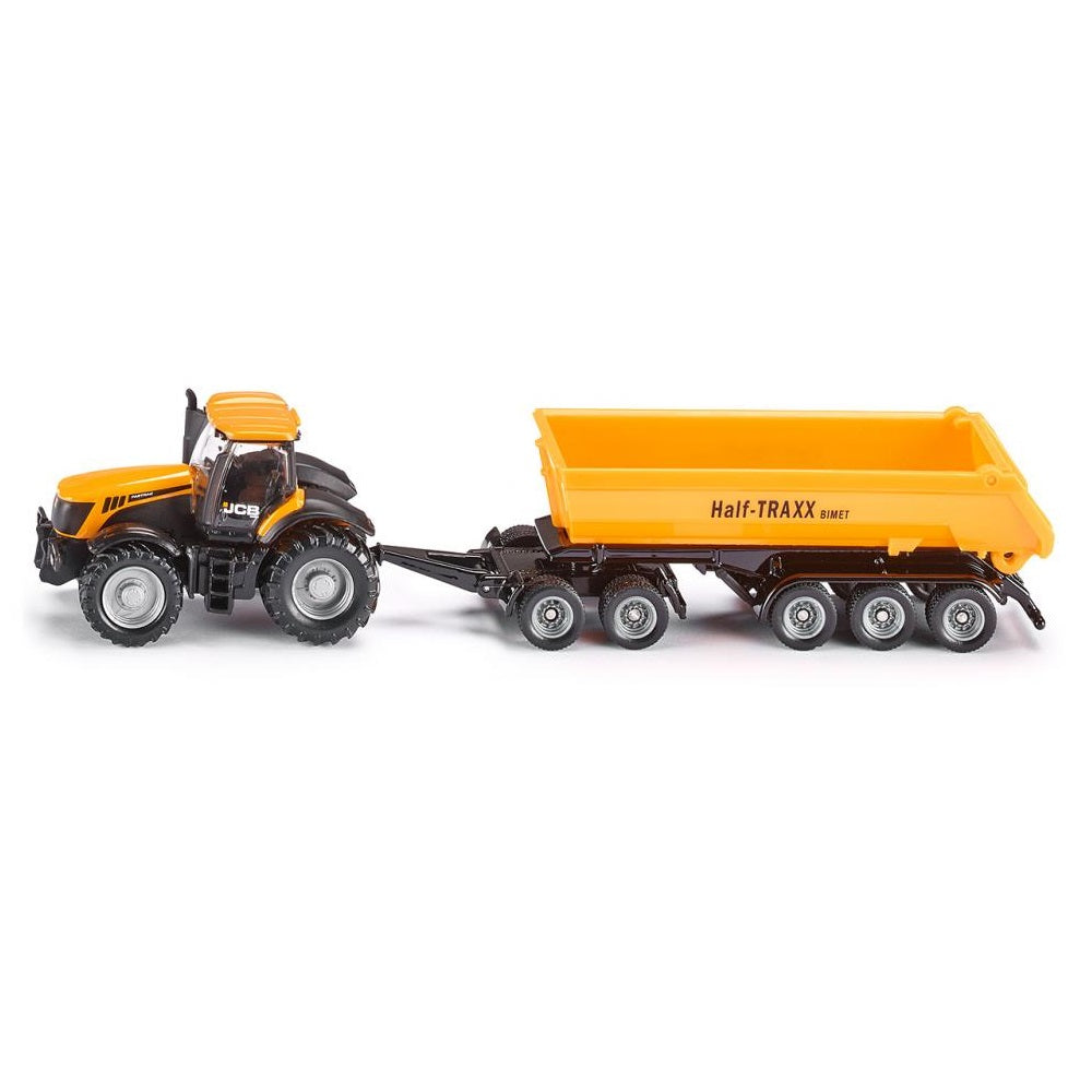 Siku JCB with Dolly and Trailer