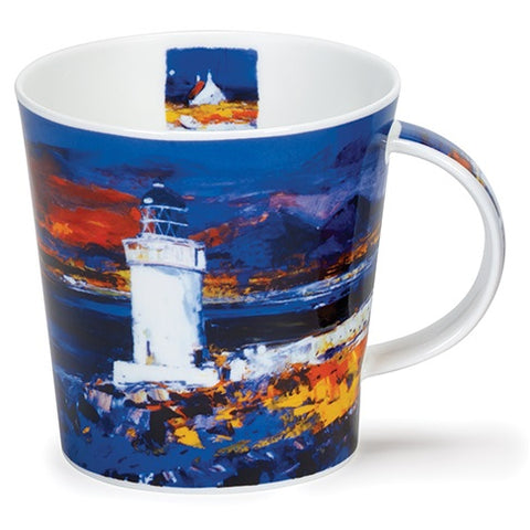 Dunoon Mugs Jolomo Lighthouse Mug, Mugs