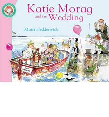 Katie Morag & The Wedding, Story Books