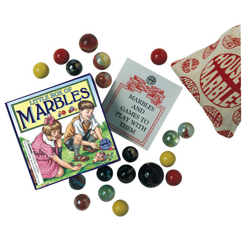 Little Box of Marbles, Pocket Money Toys