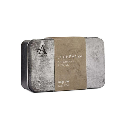 Lochranza Soap in a Tin, 200g