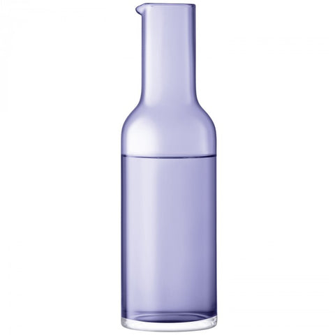 Hint Carafe in Pale Violet
