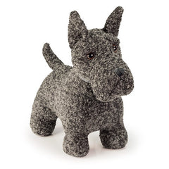 Dora Designs Mac Scottie Dog Doorstop, Sculptures and ornaments