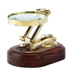 Nauticalia Instrument Makers Magnifier, Desk accessories