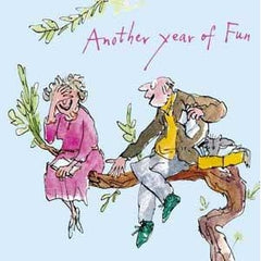 Quentin Blake Another Year of Fun