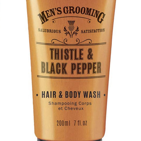 Mens Grooming Hair and Body